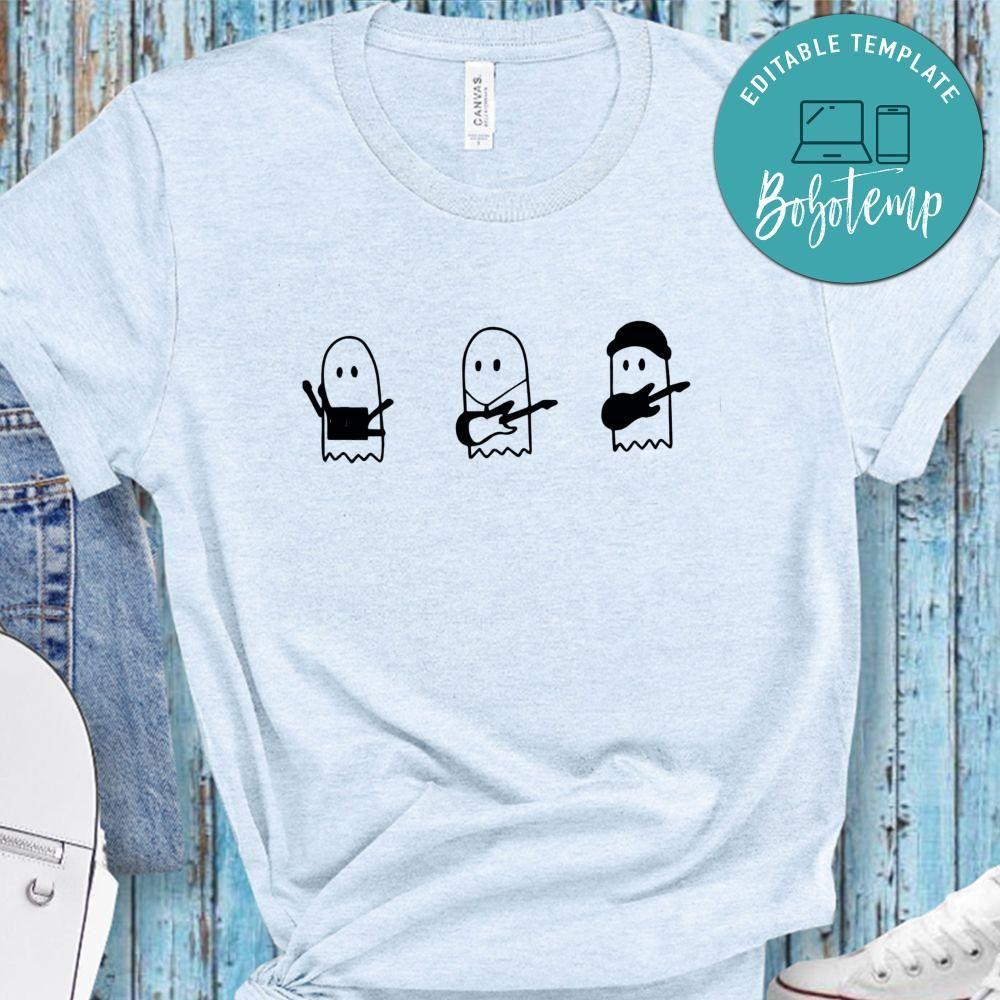 Sunset Curve Shirt Inspired Band Adult T-Shirt Julie And The Phantoms Shirt