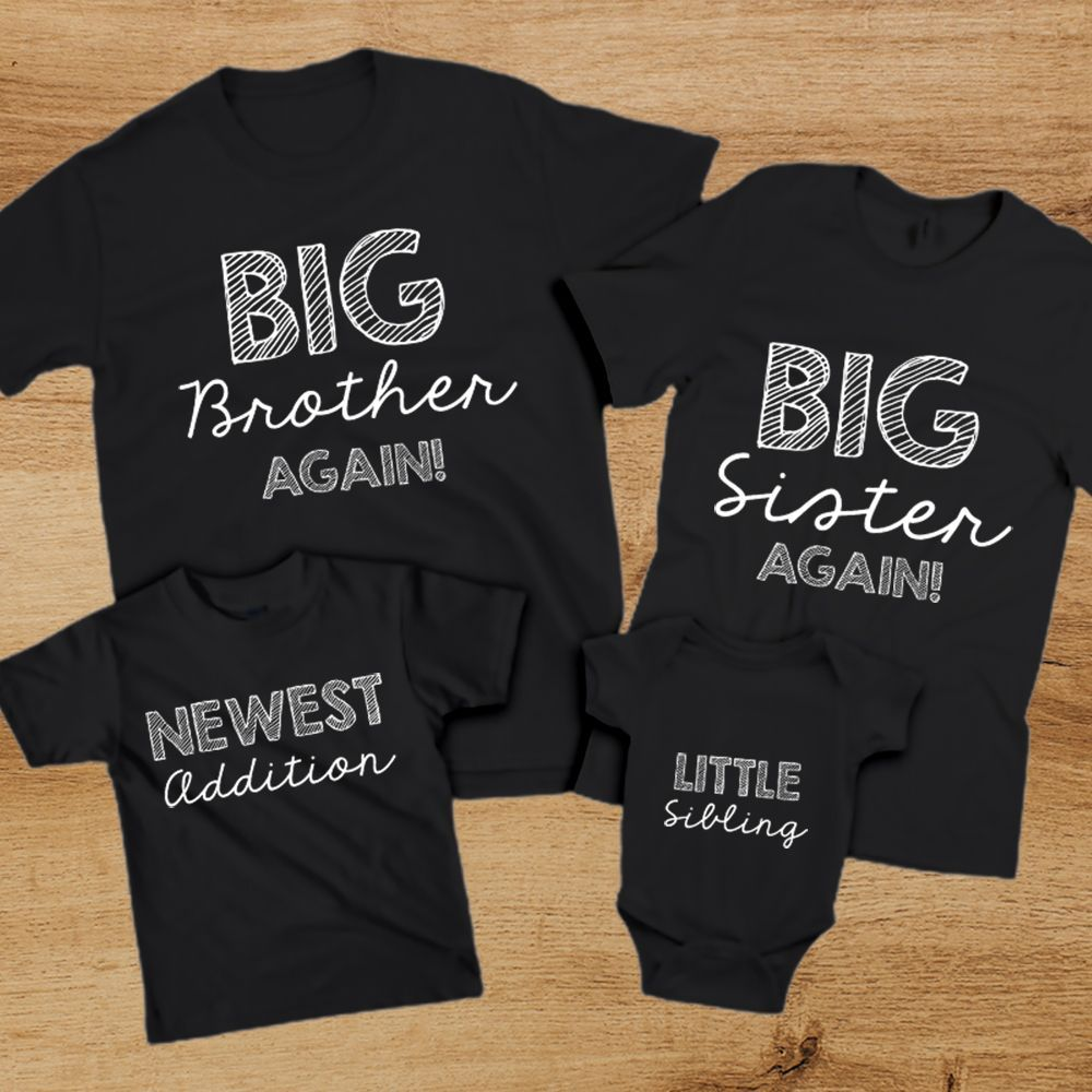 Promoted to Big Sister Shirt - Shirt for Big Sister | Bobotemp