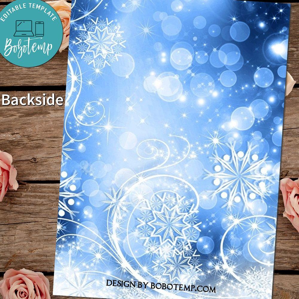 The Adventure Begins - Elsa Princess Disney Frozen II Invitations Birthday Party Printable